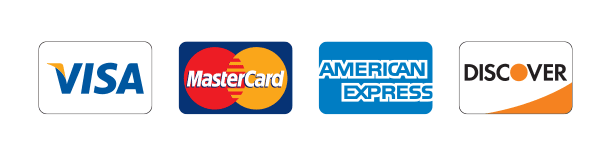 PowerPlus Accepted Credit Cards